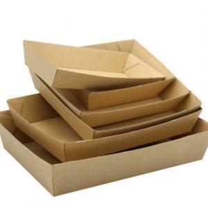 E Flute Corrugated Cardboard Box