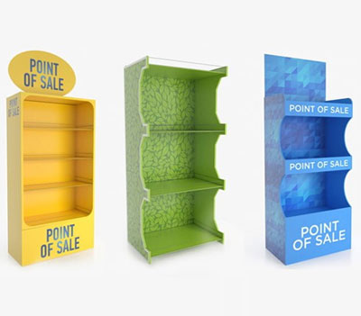 Point Of Purchase Cardboard Displays