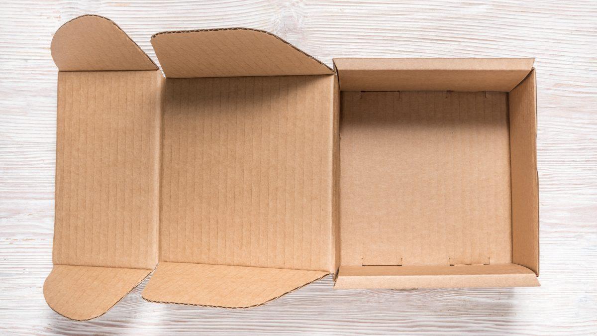 die cut mailer box