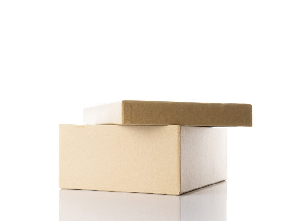 Telescopic Cardboard Boxes